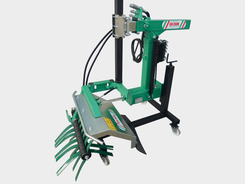 C0066 header Vine shoot tipping machine with 1 roll, max height of 65 cm