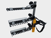 Accessories for dry pruning - C0060 3 bars system